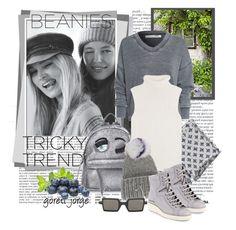 """Beanies"" by goreti ❤ liked on Polyvore featuring moda, Free People, IRO, Chiara Ferragni, Theory, Acne Studios, Eugenia Kim, VaVa, beanies y girlstyle"