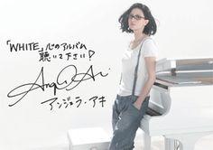 Angela Aki's latest album.