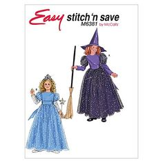 McCall's Patterns M6381 Children's/Girls' Costumes, All Sizes McCall Pattern Company,http://www.amazon.com/dp/B005QRYTGI/ref=cm_sw_r_pi_dp_KdQotb0PBQ8RA4PR