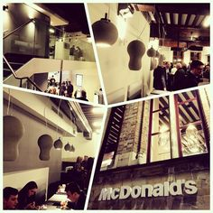 HAPPY MEAL. See YOU All at McDonald's Brugge Steenstraat ‪#‎new‬ ‪#‎concept‬ ‪#‎restaurant‬ DARK® ‪#‎lighting‬ ‪#‎interiordesign‬ ‪#‎proud‬ | Pré-opening