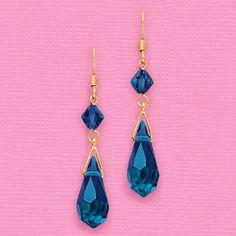 Montana Sky Earrings   All Earrings   Earrings   Jewelry