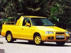 Skoda Felicia Fun (1996 – 2000) because you know you want one