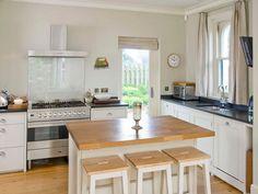 TINY HOUSE KITCHEN ~ The kitchen area is typically a preferred area in the home.  #Kitchen #Homedesign #kitchenideas, appliances,  kitchen island, layout, kitchen sink, storage.