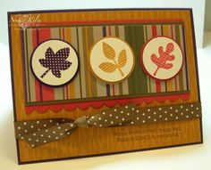 Cute, but I don't know if I need a Thanksgiving card. Maybe I'll just use the layout