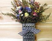 Country Vintage Grater Wreath