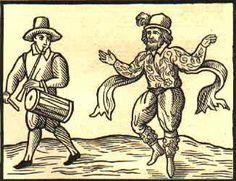 Will Kempe morris dancing