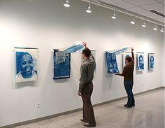 Pamela DeLaura, JenClare Gawaran & Evan Larson: Visual Biographies - Students from the D.