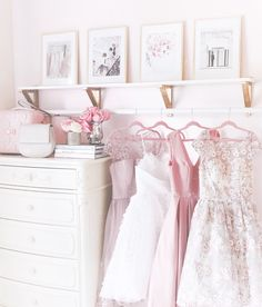 The Source of Inspiration For My Feminine Home Decor - J'adore Lexie Couture Pink Bedrooms, Girls Bedroom, Bedroom Decor, Bedroom Inspo, Style Vintage, Vintage Pink, Pink Vintage Bedroom, Princess Aesthetic, Everything Pink