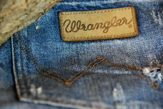 We bet you know one little girl who'd rather wear faded Wranglers than designer jeans