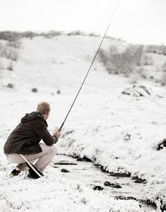 leonschootsphotography:    Self Portrait - Fly Fishing
