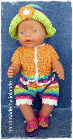 52 Beste Afbeeldingen Van Haken Poppenkleren Crochet Patterns
