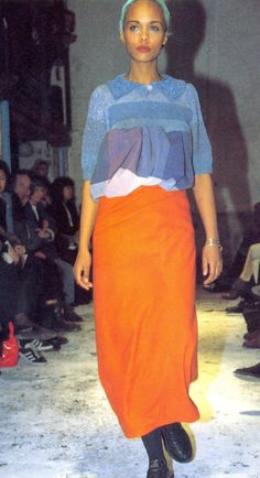 """ Daniel Jasiak Fall/Winter 1995 """