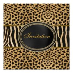@@@Karri Best price          Leopard Zebra Party Invitation           Leopard Zebra Party Invitation lowest price for you. In addition you can compare price with another store and read helpful reviews. BuyDeals          Leopard Zebra Party Invitation Online Secure Check out Quick and Easy...Cleck Hot Deals >>> http://www.zazzle.com/leopard_zebra_party_invitation-161444504780517748?rf=238627982471231924&zbar=1&tc=terrest