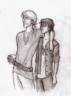 Incarceron and Sapphique. Oathbrothers. by Iabri71 on Deviantart