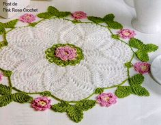 \ PINK ROSE CROCHET /, Go To www.likegossip.com to get more Gossip News!