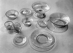 Hongell Säde Blown Glass, Depression, Nostalgia, Ceramics, Crystals, Tableware, Ceramica, Pottery, Dinnerware