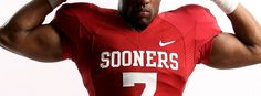 Oklahoma Sooners Facebook Cover Pic - DeMarco Murray