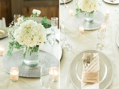 Drumore Estate Wedding, Lancaster PA. Fresh silver and green wedding details.