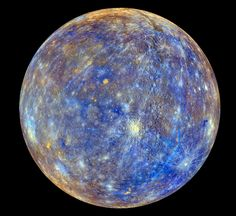 Newest, clearest photo of mercury from NASA
