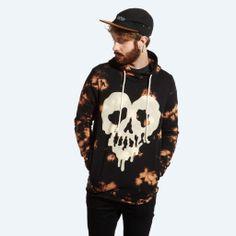 Burnt Pullover Hoody (Skull Fucked Edition)