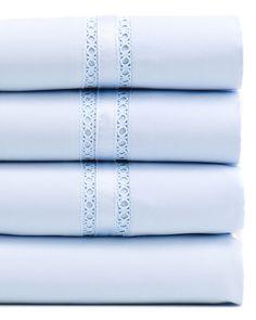 Spotted this Maison Magnifique 700TC Lace Egyptian Cotton Sheet on Rue La La. Shop (quickly!).