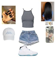 """""""..."""" by bethanyb38 on Polyvore featuring Estradeur and Retrò"""