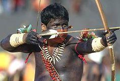 AJI: Jogos indígenas em MS