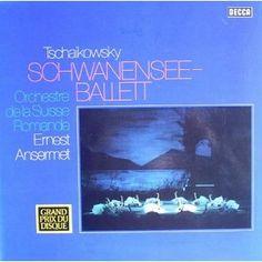 Tschaikowsky: Schwanensee-Ballett [Vinyl Schallplatte] [2 LP Box-Set]: Ernest Ansermet und das Orchestre de la Suisee Romande, Ernest Ansermet, Peter Tschaikowsky, Orchestre de la Suisee Romande: Amazon.de: Musik