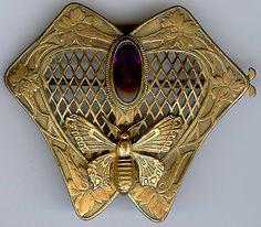 1920s sash pin