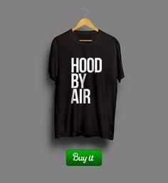 Hood by air | #хайпим  #Yanix  #Haypim #Яникс #Янис #Бадуров #Hood #Air #tshirt #футболка