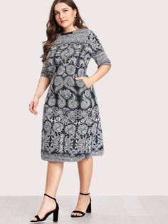 http://us.shein.com/Baroque-Print-Hidden-Pocket-Dress-p-416449-cat-1889.html