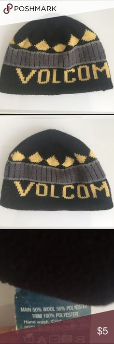 Volcom beanie Volcom beanie Volcom Accessories Hats