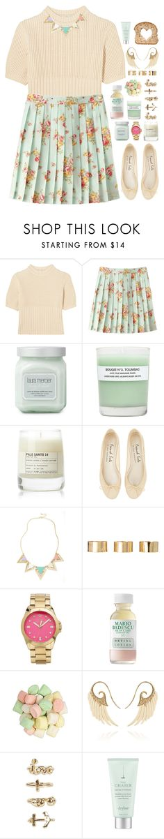 """Aster tataricus [Please help me, read the description]"" by vip-beauty ❤ liked on Polyvore featuring Totême, Laura Mercier, A.P.C., Le Labo, ASOS, Juicy Couture, Mario Badescu Skin Care, Candie's, Noor Fares and NLY Trend"