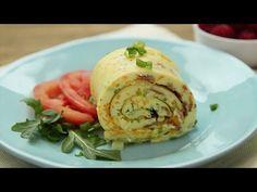 Cómo hacer un omelette en el horno fácilmente