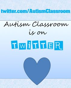 Autism and Special Education Resources on Twitter. https://twitter.com/AutismClassroom