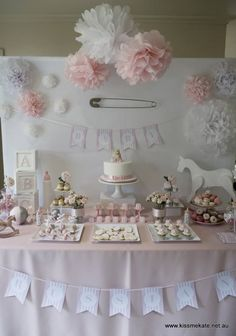 ABC lovely baby shower