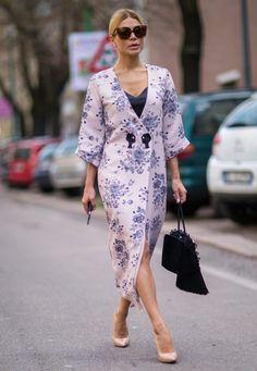 Best dressed at Milan Fashion Week - Telegraph
