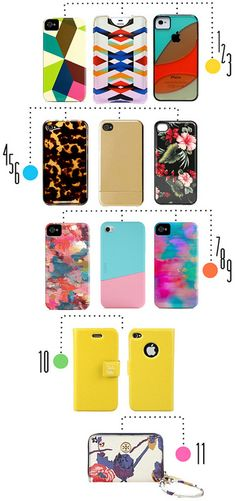 Thank you fabricpaperglue for featuring the summer iphone case (number 9)! Exclusive free shipping available on it here: http://society6.com/AmySia/Summer-CUc_iPhone-Case?promo=ac5caa