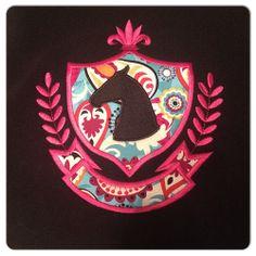 Custom fleece jacket by Apple Lane Equine - Review | Velvet Rider