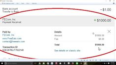 How To Get 1000 Dollars For Free On PayPal - Get Free Money and PayPal C...