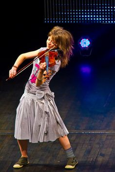 Idea Festival Lindsey Stirling -16 by chuck.heeke, via Flickr