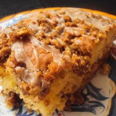 about Coffee cakes on Pinterest | Coffee cake, Peach coffee cakes ...