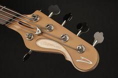 Dingwall Super J 5-string Bronze Age - GFG music