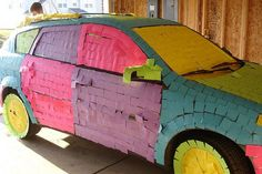 what you can do with 5000 post-it notes. April Fools is coming up :D April Fools Pranks, April Fools Day, Good Pranks, Funny Pranks, Pranks For Teachers, Pranks For Sisters, Harmless Pranks, What You Can Do, Yahoo Images