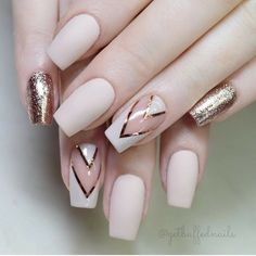 manis that will make you adore squoval nails 8 ~ my.me manis that will make you adore sq. Chic Nails, Stylish Nails, Trendy Nails, Dream Nails, Love Nails, My Nails, Perfect Nails, Gorgeous Nails, Minimalist Nails