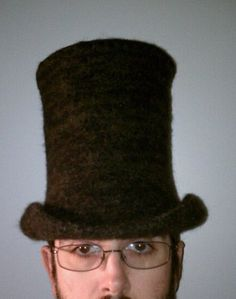 Knitting Pattern Top Hat : Felted Projects by Four Purls Yarn Shop on Pinterest 25 Pins