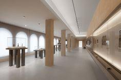 Museo Bailo in Treviso by Heinz Tesar and Studio Mas