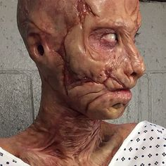 """#tbt when @joebadialimufx & @ekoostudio applied some silicone @rbfx…"