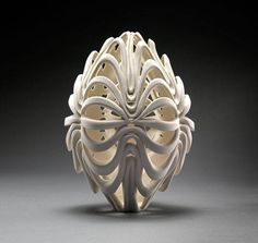 Ceramic Sculptures by Jennifer McCurdy