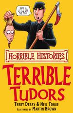 The best history books for 9 year old boys - Horrible Histories.